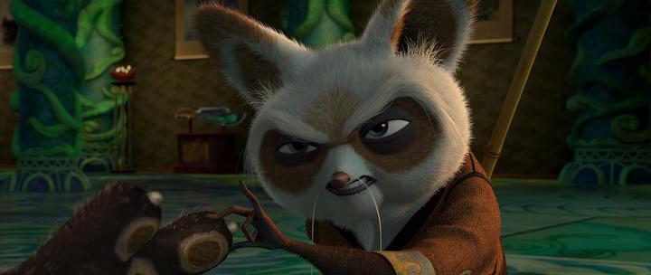 Кунг-фу Панда / Kung Fu Panda (2008) [BDRip]
