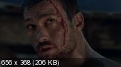 �������: ����� � ����� / Spartacus: Blood and Sand [1 �����] (2010) HDTVRip �� Scarabey | LostFilm