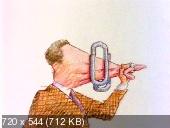 Коллекция короткометражных мультфильмов Билла Плимптона 1962-2010  г.г.