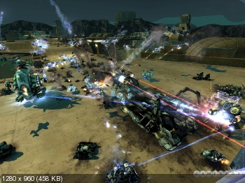 Supreme Commander 2 (2010/ENG/DEMO)