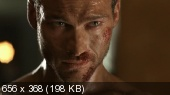 �������: ����� � ����� / Spartacus: Blood and Sand  / 2010 �., ������, �������, �����, HDTVRip