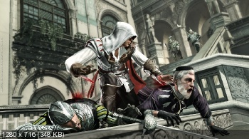 Assassin's Creed II (2010/RUS/Repack by Uterok)