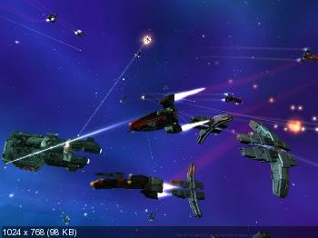 Star Wolves 3: Civil War (2010/ENG)