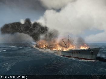 Silent Hunter 5: Battle of the Atlantic (2010/ENG/RePack)