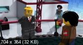 Лего: Приключения Клатча Пауэрса  (2010) DVDRip