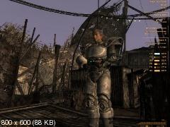 Fallout 3 - Fate of Wanderer [1.49 - Reborn] (2013) PC | RePack | Mod