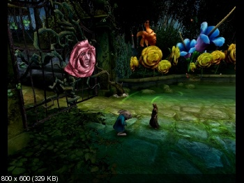 ����� � ������ ����� / Alice in Wonderland (2010/RUS/ND)