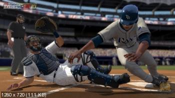 Major League Baseball 2K10 (2010/ENG)