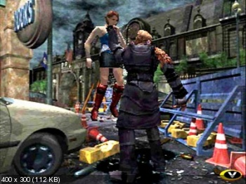 Resident Evil 3: Nemesis (2000/RUS)