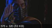 Смертный бой (Смертельная битва) / Mortal Kombat (Пол Андерсон) [1995 г., боевик, фантастика, DVDRip] AVO (Russianguy27)