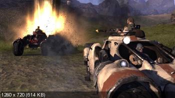Borderlands + 3 DLC (2010/RUS/1C/Repack)