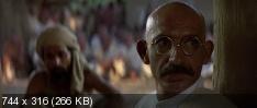 Ганди / Gandhi [1982 г., Драма, Исторический, Биография, HDRip - AVC] AVO