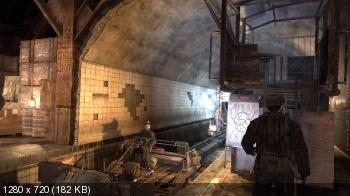 Метро 2033 / Metro 2033 (2010/RUS/ENG/RePack)