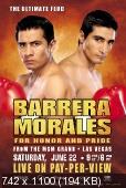 Марко Антонио Баррера - Эрик Моралес 2 / Marko Antonio Barrera - Erik Morales II [22.06.2002 г., НТВ+, SATRip]