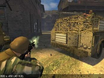 Full Spectrum Warrior: Ten Hammers (2006/RUS)