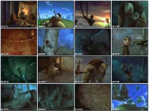 Охотники на драконов / Chasseurs de dragons (2008) AVI
