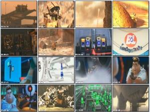 УОЛЛ-И / WALL-E  (2008) AVI