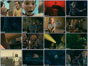 Дом монстр / Monster House (2006) AVI