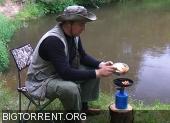 рыбацкая кухня рыбака