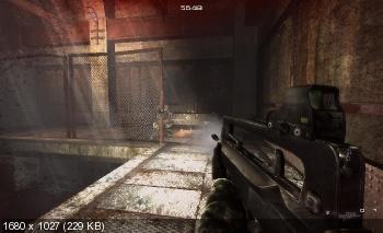 Combat Zone: Special Forces (2010/DE)
