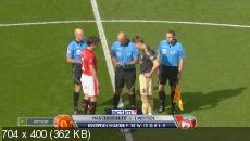 Чемпионат Англии 2009-10 / 31-й тур / Манчестер Юнайтед - Ливерпуль / НТВ+