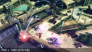 Command & Conquer 4: Tiberian Twilight (2010/ENG)